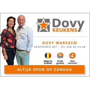 Dovy Keukens Waregem