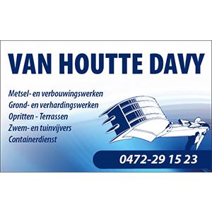 Van Houtte Davy